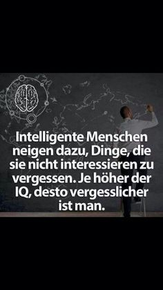 also bin ich intelligent :D