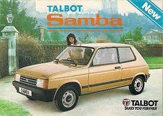 talbot samba 1981 - Google Search