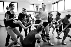 Go behind the curtain at the New York City Ballet in this slideshow from New York Magazine's The Cut. (photo: Henry Leutwyler)