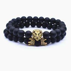😁 Out now bei austriantradershop.at 😁 Bracelets For Men, Beaded Bracelets, Lava, Head Crown, Wedding Jewelry Sets, Stone Bracelet, Stainless Steel Bracelet, Stone Beads, Fashion Jewelry