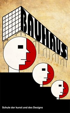 Bauhaus posters. Bauhaus Art, Bauhaus Style, Bauhaus Design, Walter Gropius, Josef Albers, Art Deco Design, Grafik Design, Kandinsky, Retro