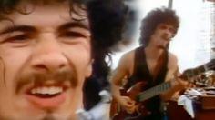 "Carlos Santana Takes Woodstock By Storm With ""Soul Sacrifice"""