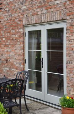 Flush Casement Windows | Front Door | Stable Door | French Doors