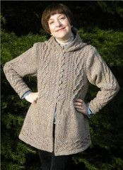 07-28-09 Update: Faery ring has been updated to correct stitch counts in neck & armhole shaping. If you queued or downloaded the pattern before this date, please download the latest version before you begin.