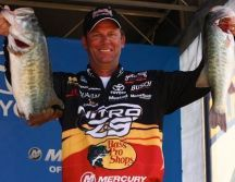 Bass Angler of the Year Kevin VanDam -- Top Three Lures For Springtime Bass