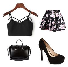 """""""Sans titre #1"""" by emabauweleers ❤ liked on Polyvore"""
