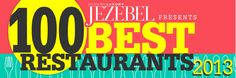 Vote with Your Mouth Full forJezebel's 100 Best Restaurants