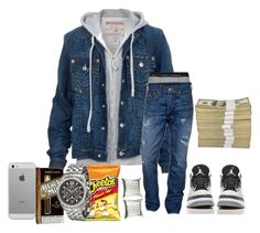 """IX Center"" by young-rich-nvgga ❤ liked on Polyvore featuring True Religion, Dolce&Gabbana, Invicta, Luvvitt, Retrò, women's clothing, women's fashion, women, female and woman"