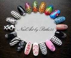 paznokcie hybrydowe spn - Szukaj w Google Nail Art, Nails, Bracelets, Beauty, Jewelry, Medium, Google, Image, Design