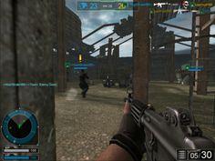Operation 7 - Freeware - Descargar Gratis Juego PC. Download Free Game - Videojuego de disparos en primera persona (FPS).