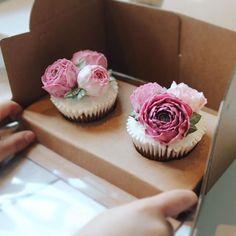 한동안 못먹을테니깐, 오늘은 곱창이다@bebemoon_ #cupcake #flowercake #nanapeony #buttercream