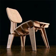 Build Your Own Beautiful Flat-Pack Chair - Popular Mechanics