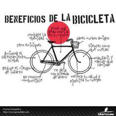 #bike #bicycle #benefits