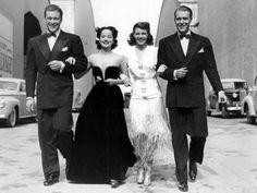 Affectionately Yours´ main stars: Dennis Morgan, Merle Oberon, Rita Hayworth and Ralph Bellamy: 1941 Rita Hayworth, Old Hollywood Stars, Golden Age Of Hollywood, Classic Hollywood, Classic Actresses, Classic Movies, Actors & Actresses, Merle Oberon, Jean Harlow