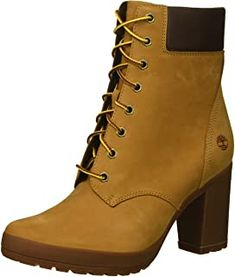 Leather, Imported, Rubber sole, comfort technology.  #afficiate BUY ON AMAZON Timberland Nellie, Timberland Boots Women, Timberlands Women, Timberland Outfits, Timberland Fashion, Home Fashion, Fashion Fashion, Fashion Women, Fashion Check