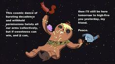 Adventure Time Royal Tart toter