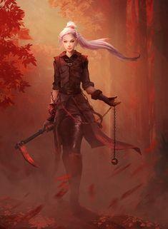D&D Fantasy Art