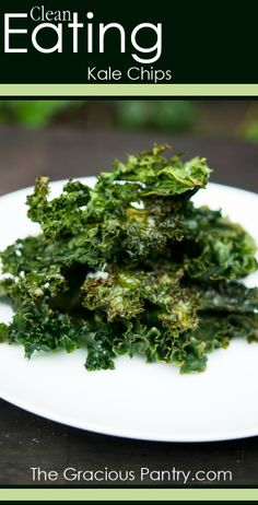 Kale Chips #GlutenFree