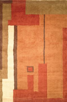 Luxury Modern Rug Exclusive Abstract Geometric Pattern Artistic Carpet S X Large