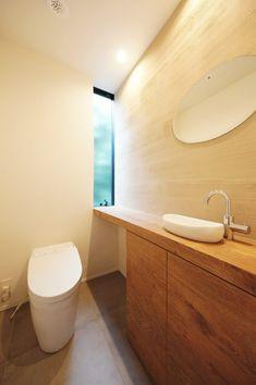 Toilet Room Decor, Natural Interior, Toilet Design, Traditional House, Home Interior Design, Small Bathroom, Room Inspiration, Diy Furniture, Modern Design