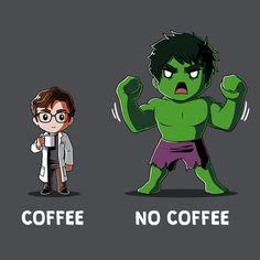 Hulk Crash - This official Marvel t-shirt featuring Bruce Banner and The Hulk is only available at TeeTurtle!