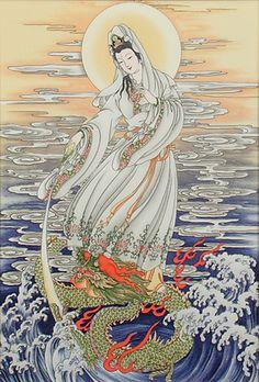 Korean Painting, Chinese Painting, Chinese Art, Thangka Painting, Buddha Painting, Chinese Buddhism, Buddhist Art, Tibetan Art, Guanyin