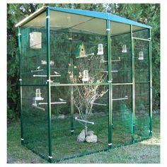 Diy Bird Cage, Bird Cage Stand, Farm Animals, Animals And Pets, Finch Cage, Large Bird Cages, Pigeon Bird, Bird House Kits, Bird Aviary