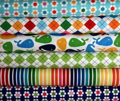 baby fabric combos