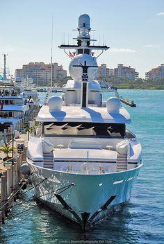 Mylin IV Super Yacht | Camilleri Marine Products and Marine Electronics