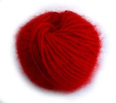 Knitting it Red!