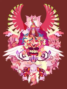 Fire Type Pokemon T-shirt now available on my storenvy! Get yours today! f089ecae232c
