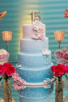 19 trendy ideas for party deko geburtstag fotos Quinceanera Planning, Quinceanera Cakes, Quinceanera Ideas, Sweet 15 Cakes, Sweet 16, Birthday Party Celebration, Birthday Parties, Quince Cakes, 15th Birthday