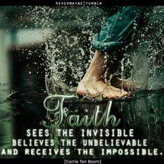 By Faith, FAITH