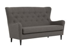 GRACE 3-personers sofa Gråbrun - 2-4 personers sofaer - Sofaer