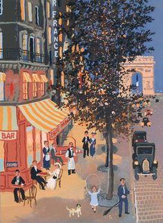 Michel Delacroix, Grand Monument Suite - Champs Elysées