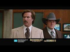 Anchorman 2: The Legend Continues: TV Spot: Politically Correct --  -- http://wtch.it/DVvXB