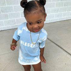 Black Little Girls, Cute Black Babies, Black Baby Girls, Cute Little Girls Outfits, Mix Baby Girl, Cute Baby Girl, Mixed Baby Boy, Cute Toddler Hairstyles, Baby Girl Hairstyles