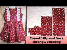 Box Pleats, No Frills, Frocks, The Creator, Gift Wrapping, Youtube, Stitching, Baby, Dress