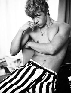 Mitch Hewer from skins UK