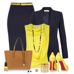 К светло желтому костюму обувь