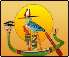 The Sirian Story of the Bennu Bird