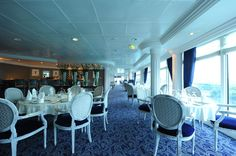 Aqualina Restaurant - Azamara Journey