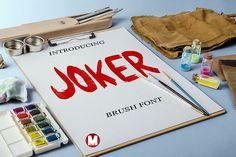 Joker from FontBundles.net