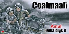 Amul take on coal and other political controversies | NDTV.com