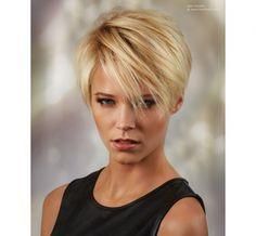 Krótkie fryzury damskie - nowoczesne i bardzo kobiece - Strona 27