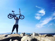 Levanta tu #Dahon y grita!!!! #Motordealer #libertad #montarenbici #aventura