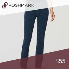 📍NWOT Loft boot cut corduroy pants In brand new condition and only tried on therefore price is firm. , These pants are great, just not what I prefer (Not what I like personally) Tag says size 26. I am 5'5 and they don't drag to the floor so they are the perfect length. LOFT Jeans Boot Cut