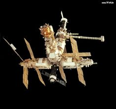 Space Station, Space Exploration, Astronomy, Nasa Space, Tech, Image, Future, History, Future Tense