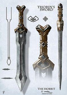 Dwarf swords...