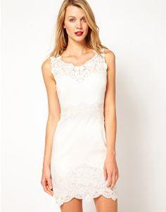 Karen Millen Dresses for Women Yellow Dress, White Dress, Dress Skirt, Lace Dress, Karen Millen, Pretty Dresses, Mini Dresses, Evening Gowns, Wedding Dresses
